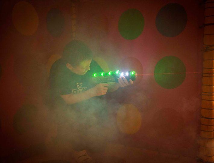 Laser Tag Parties